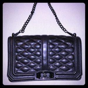 Rebbeca Minkoff black bag